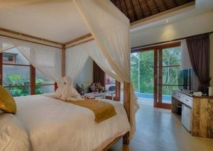 Anusara Luxury Villas - Adults Only Teras