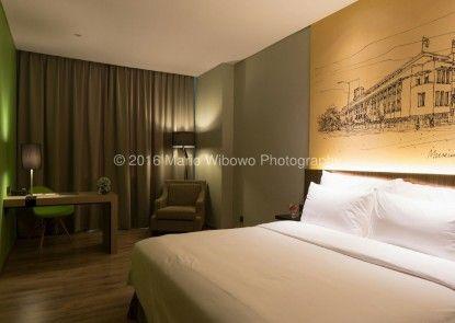 A ONE Hotel Jakarta Kamar Tamu