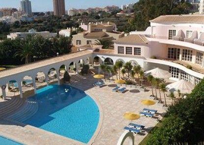 Apartamentos Clube Vilarosa