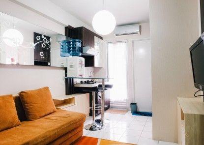 Apartment Kalibata City - Hoostia Kamar Tamu