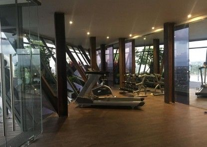 Apartemen Uttara 16A03 Ruangan Fitness