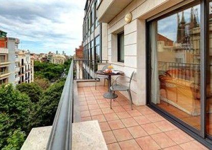 Aparthotel Hispanos 7 Suiza