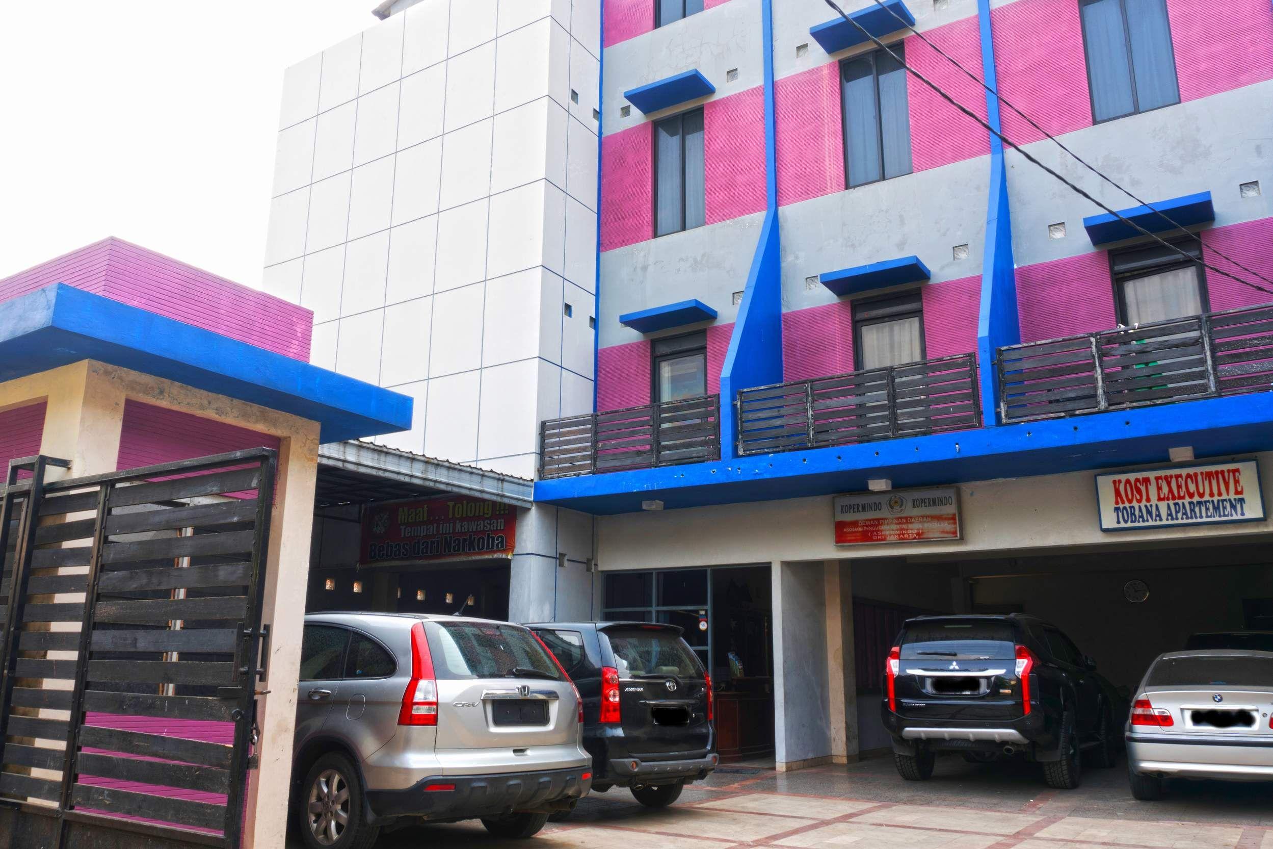 Apartement Wisma Tobana II, Jakarta Selatan