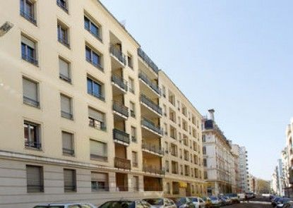 Appart\'City Lyon - Part-Dieu Garibaldi