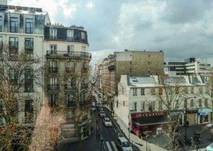 Appart\'City Paris La Villette
