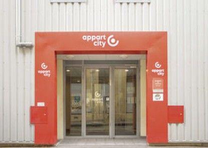 Appart\'City Valence Centre