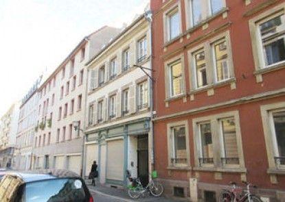 Appartement au Quartier Gare