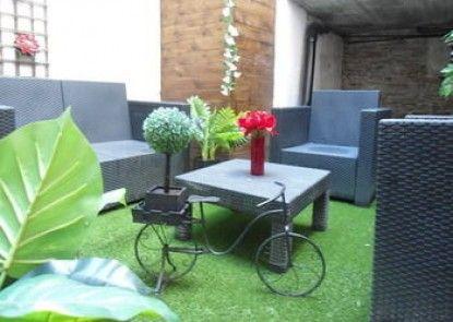 Appart Jardin en Ville Coeur de Nantes