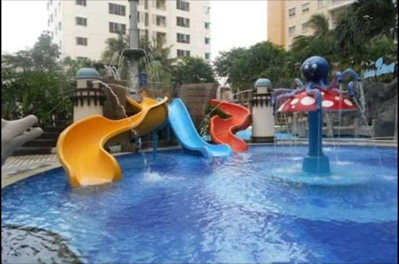 Apt Waterplace 2BR With Luxury Interior GG 2 Sebelah Pakuwon Mall, Surabaya