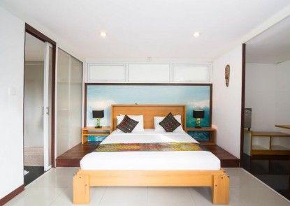 Aqua Bali Villa Kamar Tamu