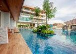 Pesan Kamar Pool Access di Aqua Resort
