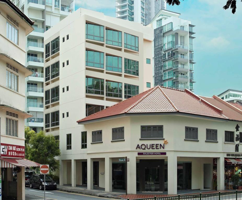 Aqueen Hotel Balestier, Novena