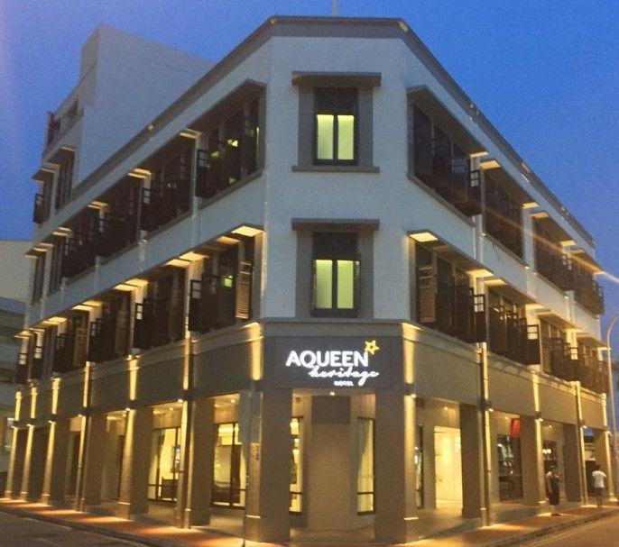 Aqueen Hotel Joo Chiat, Bedok