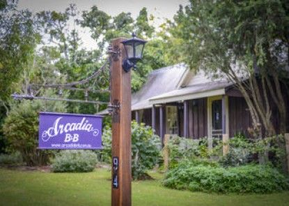 ARCADIA - The Barn Cottage & Rosehill Cottage