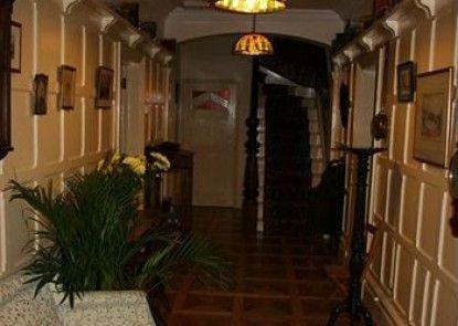 Ardwyn House Teras