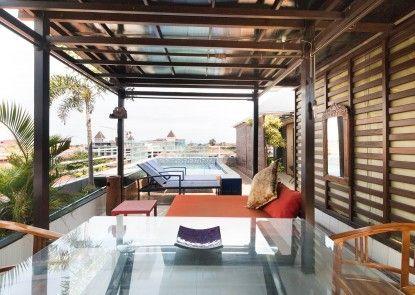 A Residence Kuta Bali Teras