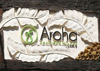 Aroha Boutique Villas Teras