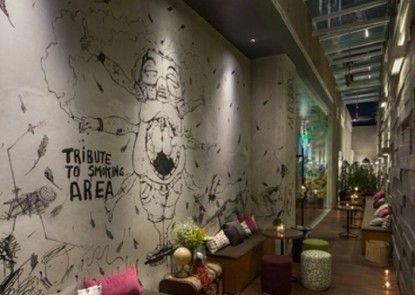 Artotel Thamrin - Jakarta Kafe