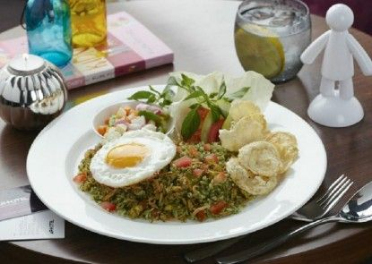 Artotel Thamrin - Jakarta Makanan