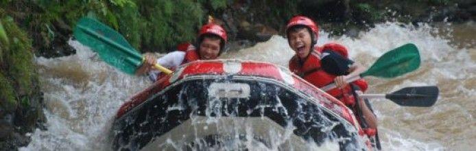 Arung Jeram Sungai Manna