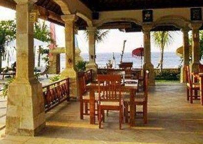 Arya Amed Beach Resort Rumah Makan
