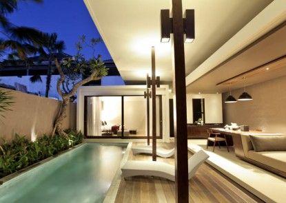 Asa Bali Luxury Villas Teras