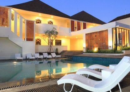 Hotel Asana Agung Putra Bali Kolam Renang