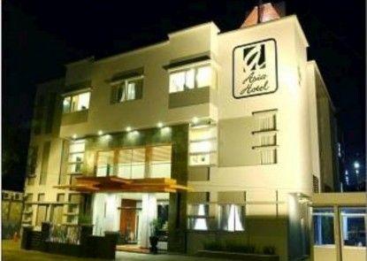 Asia Hotel Makassar Eksterior