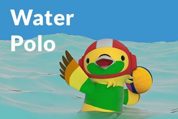 harga tiket ASIAN GAMES 2018 : AQUATICS - WATER POLO