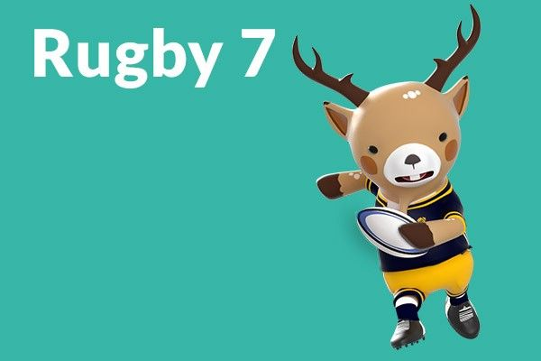 harga tiket ASIAN GAMES 2018 : RUGBY 7S