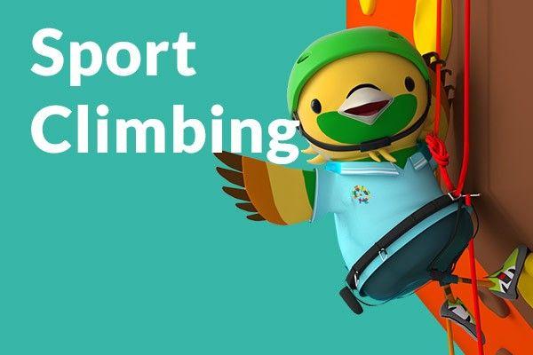 harga tiket ASIAN GAMES 2018 : Sport Climbing