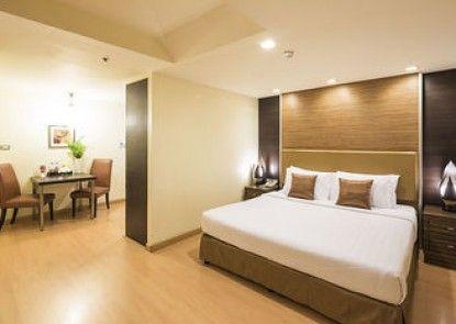 Aspen Suites Sukhumvit 2 by Compass Hospitality Kamar Tamu