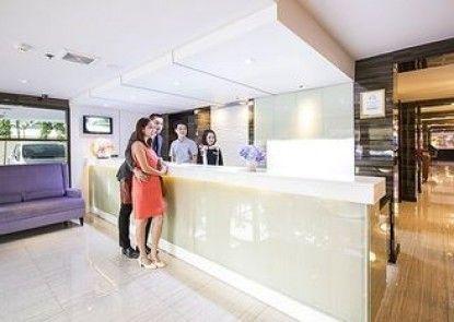 Aspen Suites Sukhumvit 2 by Compass Hospitality Penerima Tamu