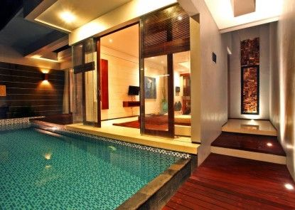Astamana Villa Canggu Kolam Renang Pribadi