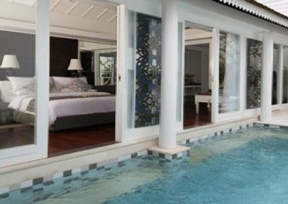 Astana Batubelig Suite Villa Kolam Renang
