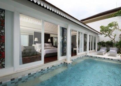 Astana Batubelig Suite Villa Kolam Renang Pribadi