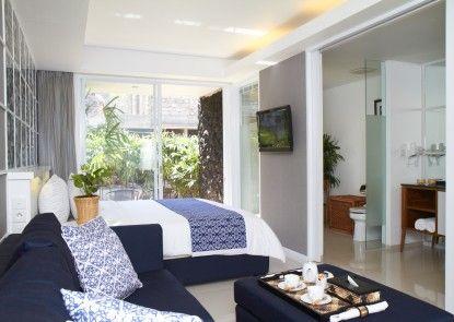 Astana Pengembak Suite Apartment & Villa Kamar Tamu
