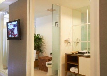Astana Pengembak Suite Apartment & Villa Kamar Mandi