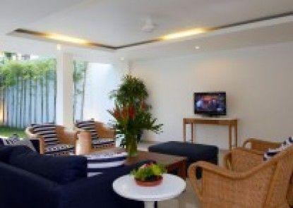 Astana Pengembak Suite Apartment & Villa Ruang Tamu