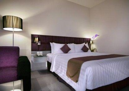 Aston Cengkareng City Hotel Kamar Tamu