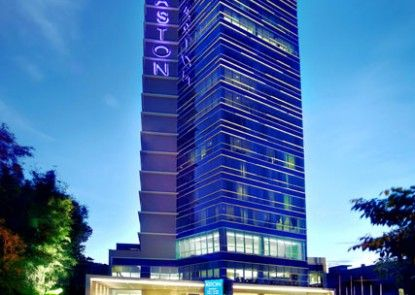 Aston Makassar Hotel and Convention Center Eksterior