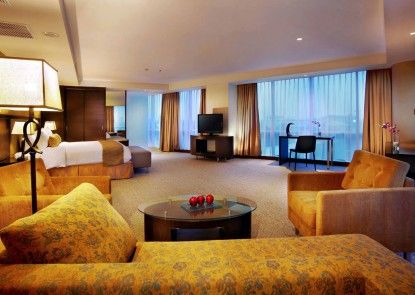 Aston Makassar Hotel and Convention Center Kamar Tamu