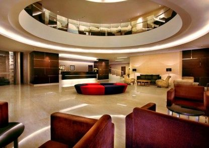 Aston Makassar Hotel and Convention Center Lobby