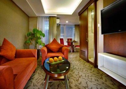 Aston Pluit Hotel and Residence Lobby
