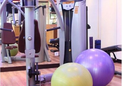Aston Pluit Hotel and Residence Ruangan Fitness