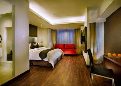 Aston Pluit Hotel and Residence Kamar Tamu