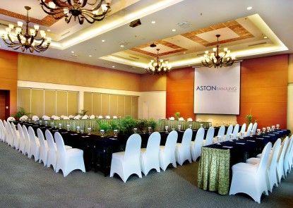 Aston Tanjung City Hotel Ruangan Meeting