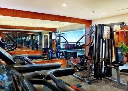 Aston Tanjung City Hotel Ruangan Fitness