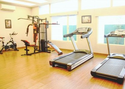 Aston Banua Hotel & Convention Center Ruangan Fitness