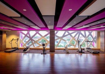 Aston Ketapang City Hotel Ruangan Fitness